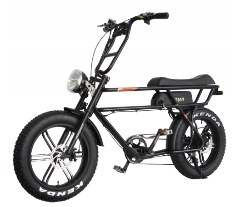 AddMotor M-70 - Fat Tire Electric Cruiser Bike