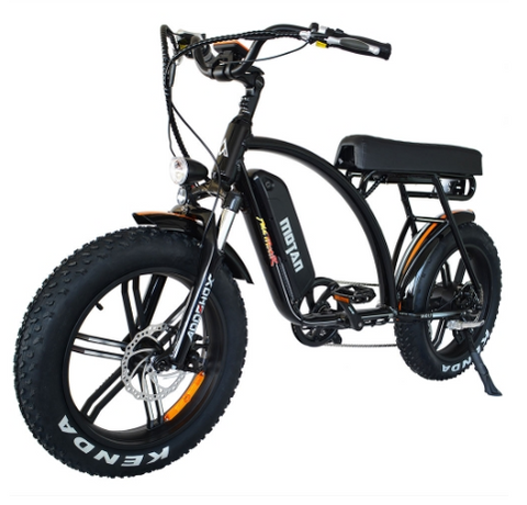 AddMotor M-60 R7 - Fat Tire Electric Cruiser Bike