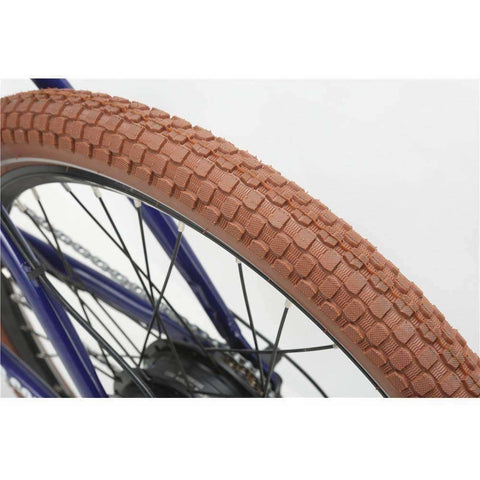 Blue Bat-Bike Bat Cruiser Electric Bike - tire