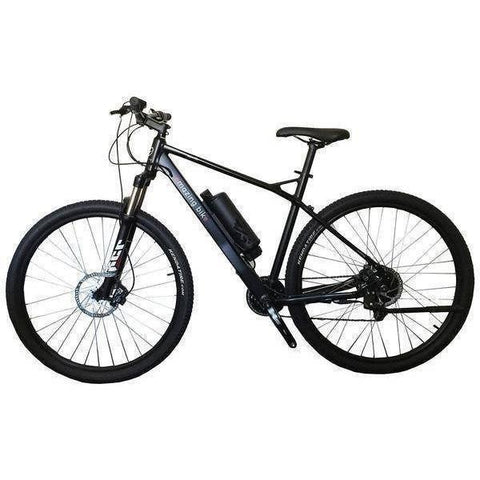 Black Emazing Apollo 93h3h Electric  Mountain Bike