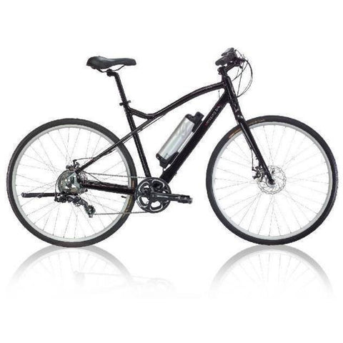 Black Emazing Daedalus73t3 Electric Bike