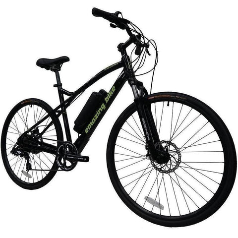 Emazing Daedalus73t3H Electric Commuter Bike - Front View