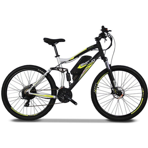 EMOJO Cougar - Electric Mountain Bike - Side View