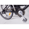 Image of Green Bike USA GB2 - Electric Cruiser Bike - pedals