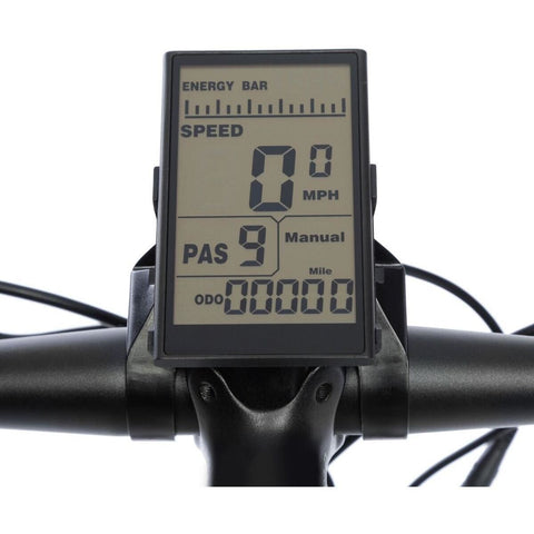Jetson Adventure - Electric Commuter Bike - Display