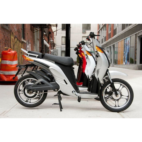 Multiple Jetson Electric Bikes - GEN 1 on the street