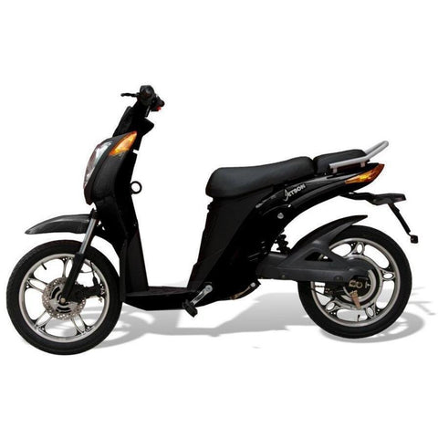 Black Jetson Electric Commuter Bike - GEN 1 - Side View