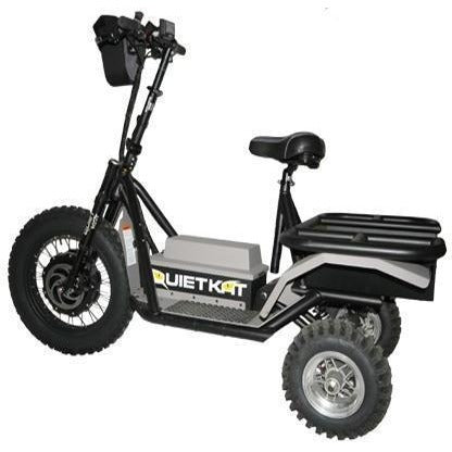 QuietKat Hunter AP - 48V Electric Trike