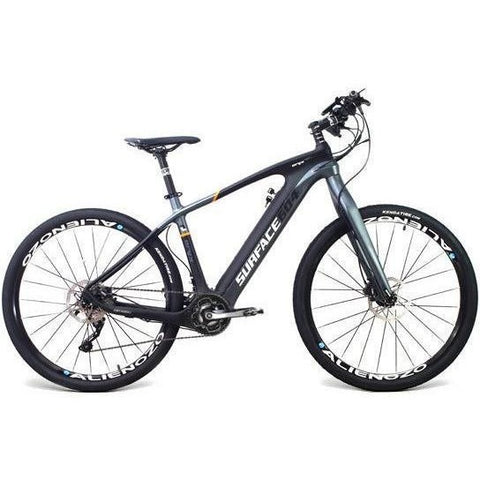 Surface 604 Oryx - Carbon Fiber Commuter Electric Bike - Side View