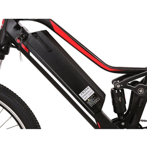 X-Treme Sedona 48 Volt Electric Mountain Bike - Battery
