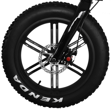 AddMotor Motan M160 R7 - Folding Fat Tire Electric Bike