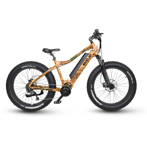 Camo EMOJO Prowler - Electric Mountain Bike - Side View