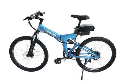 XC-36 Electric 36 Volt Folding Mountain Bicycle