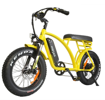 AddMotor M-60 - Fat Tire Electric Cruiser Bike