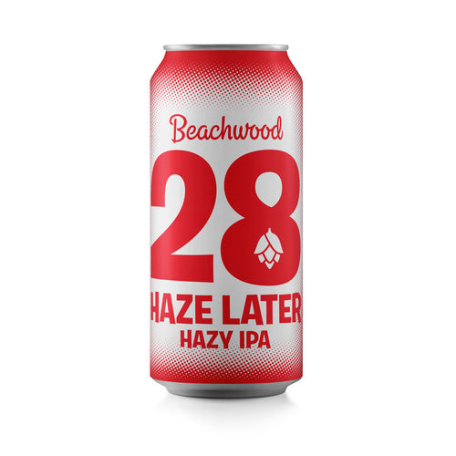 28 HAZE LATER HAZY IPA Case - 6 x 4pk 16oz cans