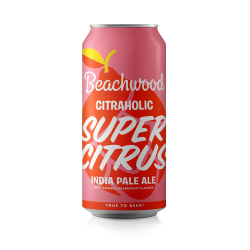 Citraholic Super Citrus IPA Case - 6 x 4pk 16oz cans