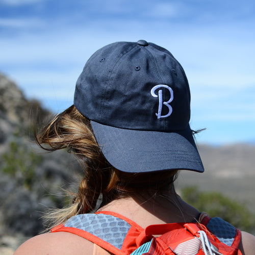 Beachwood Brewing Dad Hat- Dark Grey Unisex