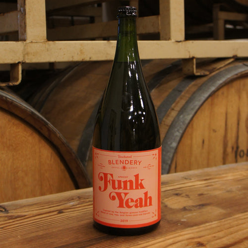 FUNK YEAH APRICOT MAGNUM - 1 x 1500ml bottle- LIMITED QTY AVAILABLE