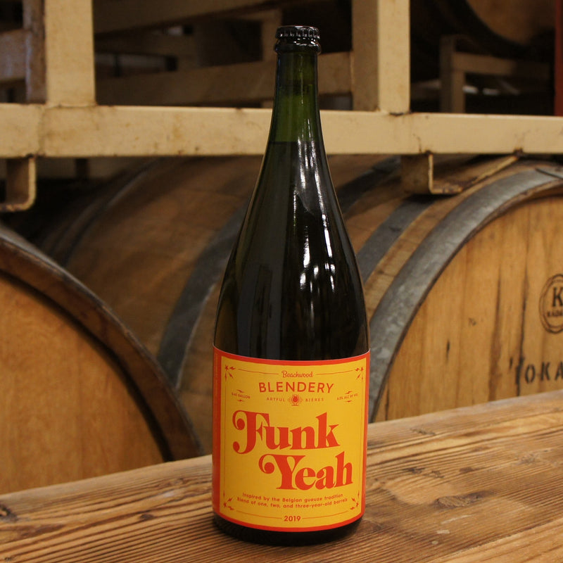 FUNK YEAH  MAGNUM - 1 x 1500ml bottle- LIMITED QTY AVAILABLE