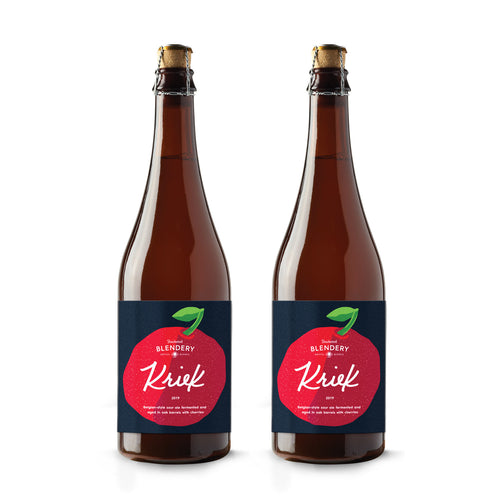 Kriek Duo - 2 X 500ml bottle