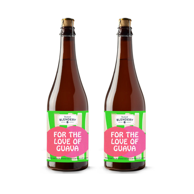 For The Love Of Guava Duo Bottle Set