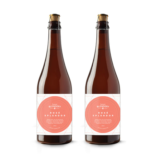 Rosé Splendor 2020  Duo - 2 X 500ml bottle