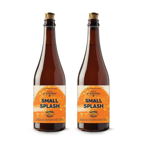 Small Splash 2019 | Collaboration with Garage Project Duo -  2 X 500ml bottle