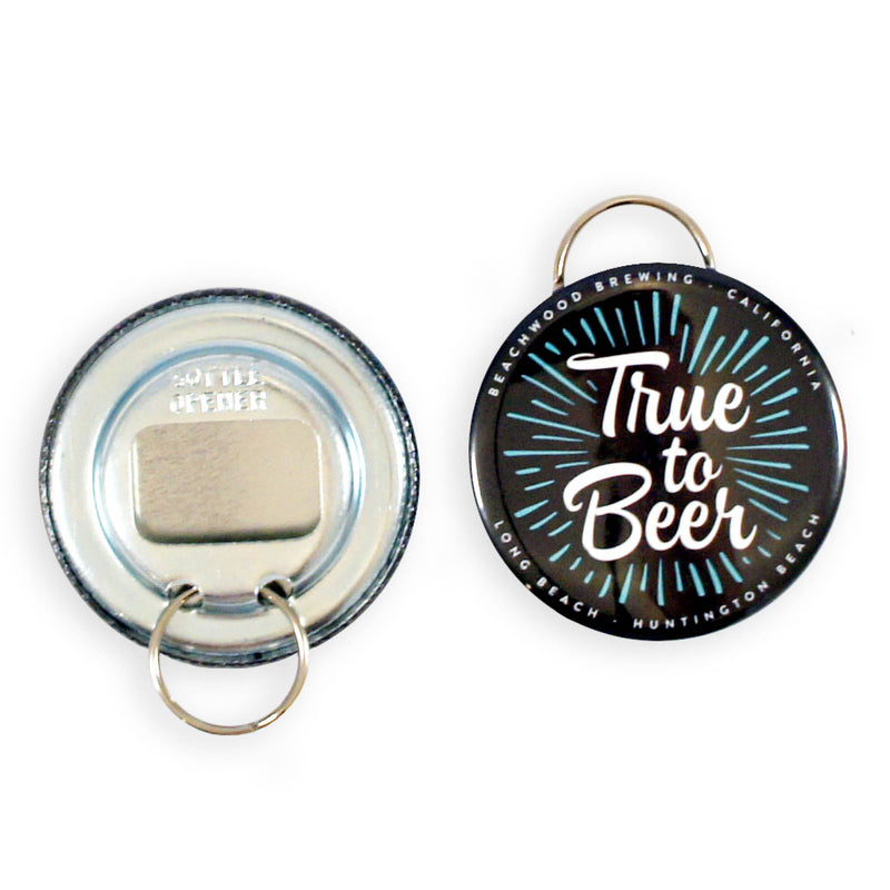True to Beer Bottle Opener