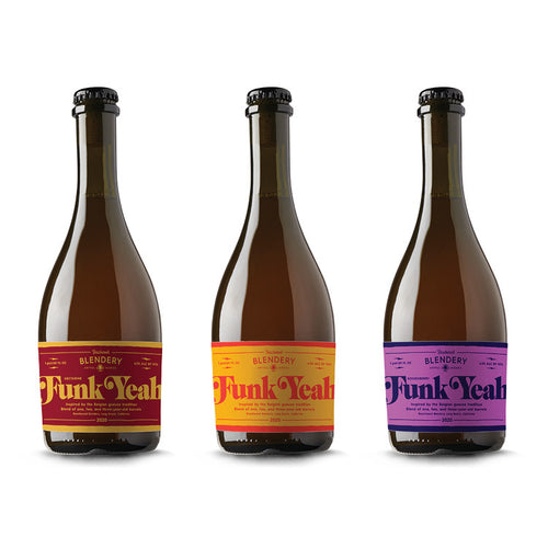 FUNK YEAH  TRIO - 3 x 500ml bottles