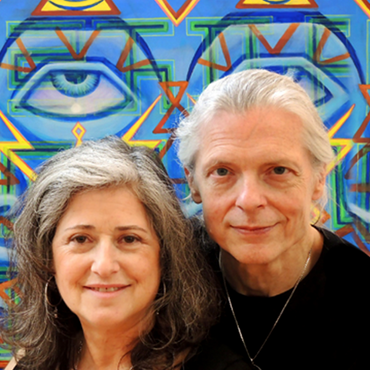 Truth and Art in the Grey with Allyson & Alex Grey | AMP #214
