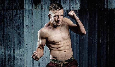 The Champ: TJ Dillashaw