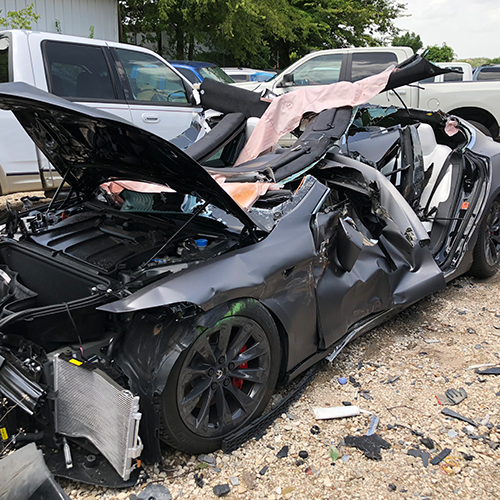 From Wreck to Recovery - Aubrey Marcus Car Accident
