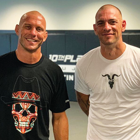 Fighting for the Flow State with Cowboy Cerrone and Joe Schilling - AMP #221