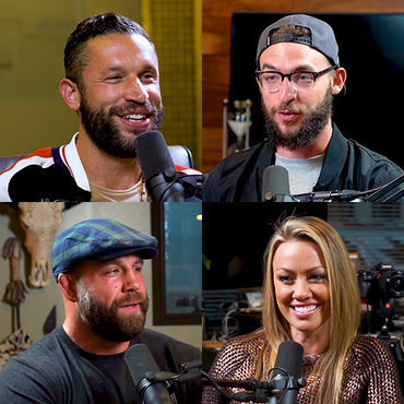 Transformation & Tribe with Kyle Kingsbury, Erick Godsey, Catilyn Howe - AMP #232