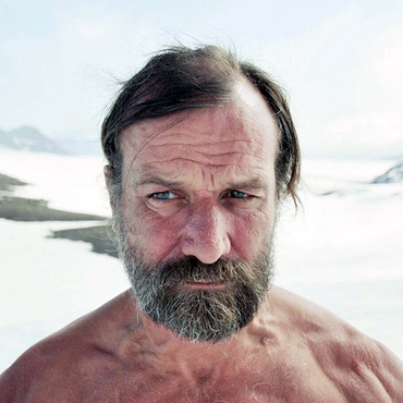 "You Are In Control with ""Iceman"" Wim Hof 