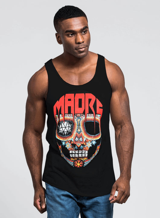 Madre Tank Top Black