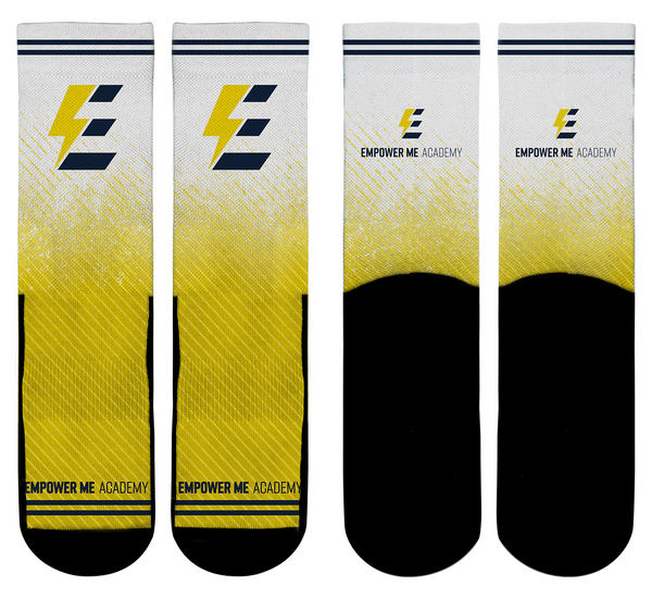 "[NEW] EMA ""Lightning"" Socks"