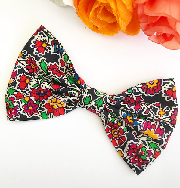 Liberty Luxe Hair Bow - Pereira