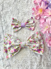Mother and Daughter / Two sisters bow set - Grace