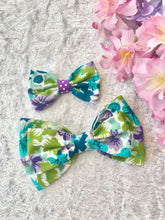 Mother and Daughter / Two sisters bow set - Mollie