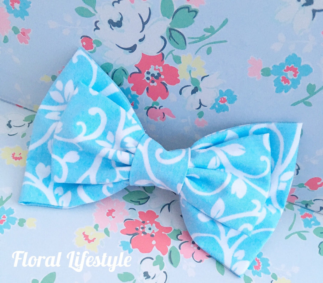 Large Hair Bow - Frozen