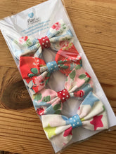 Small Cath Kidston Fabric Bows Set - Collection 3