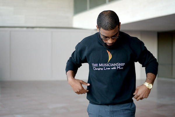 The MusicianShip Crewneck Sweatshirt