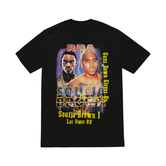 T shirt: Rap Beef Chris vs. Souljah