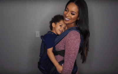 #MommyMustHaves – MiaMily Hipster Baby Carrier Review!