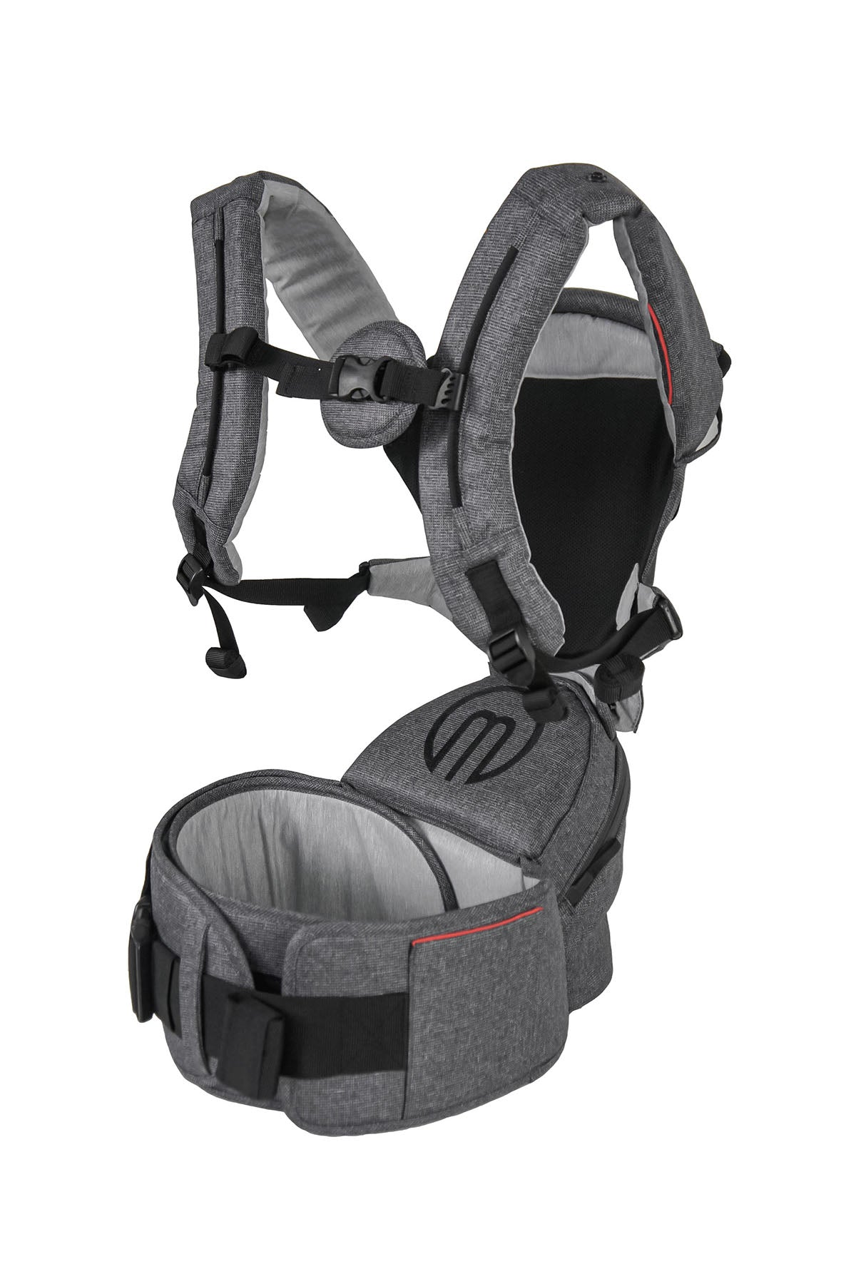 HIPSTER™ SMART 3D Baby Carrier back 2
