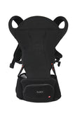 HIPSTER™ Essential Baby Carrier Black front 2