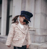 Zelda kids tweed Blazer Jacket