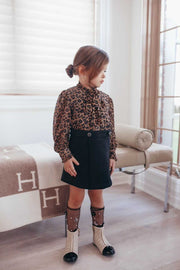 Quilted Anna skirt