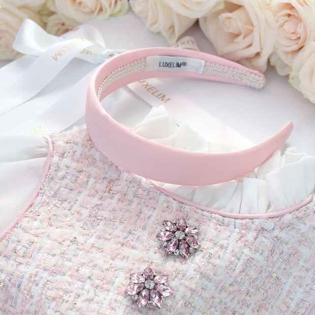 Diana satin headband